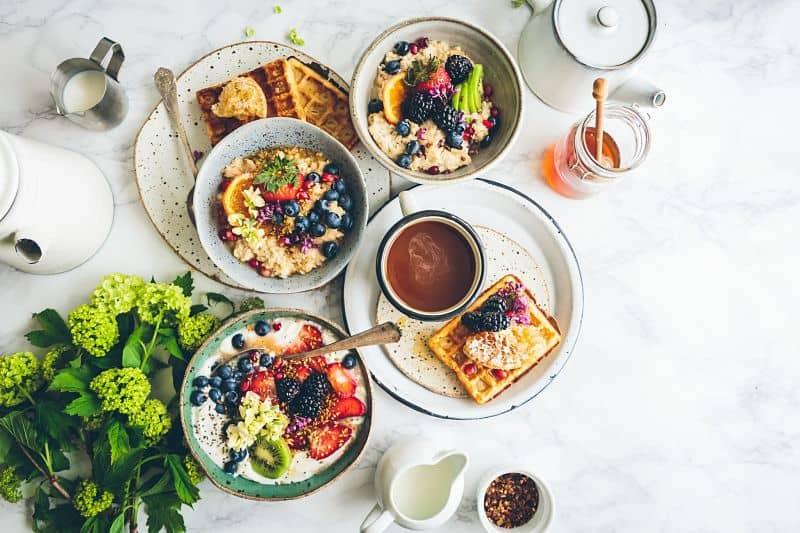 Het belang van ontbijt…