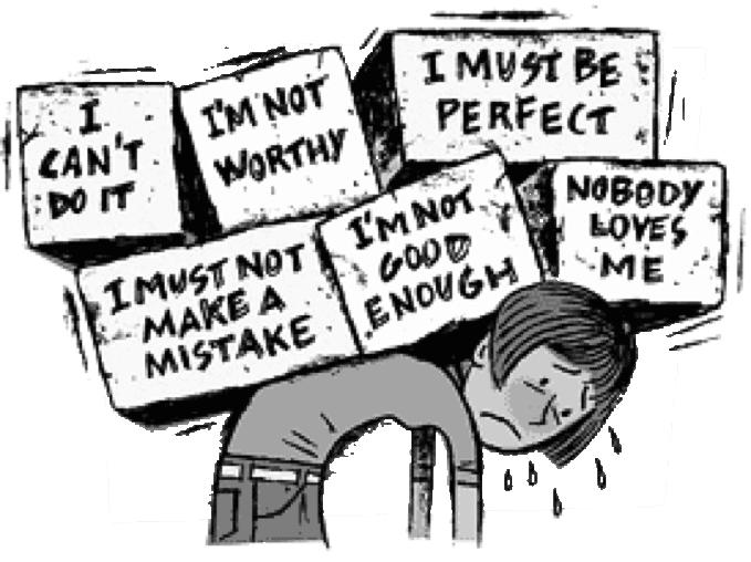 Laag zelfbeeld & perfectionisme
